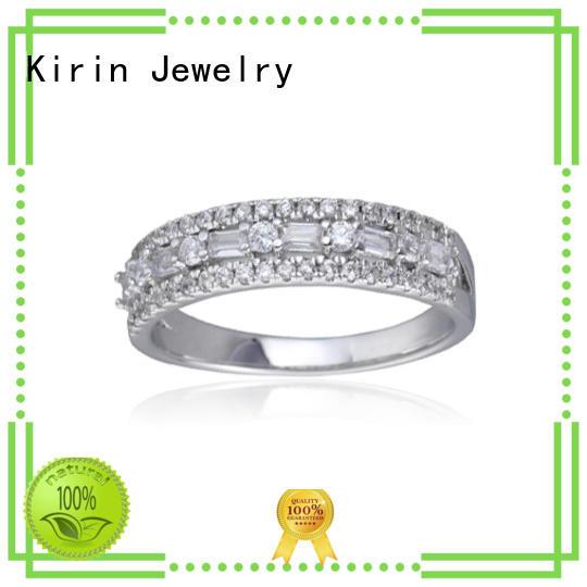 gift sizes serene emerald Kirin Jewelry Brand baguette jewelry supplier
