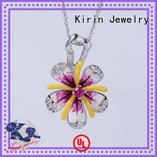 Kirin cute necklace gift set customization for mom