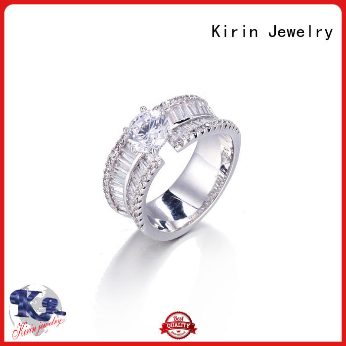 Kirin exquisite pure silver rings inquire now for lover