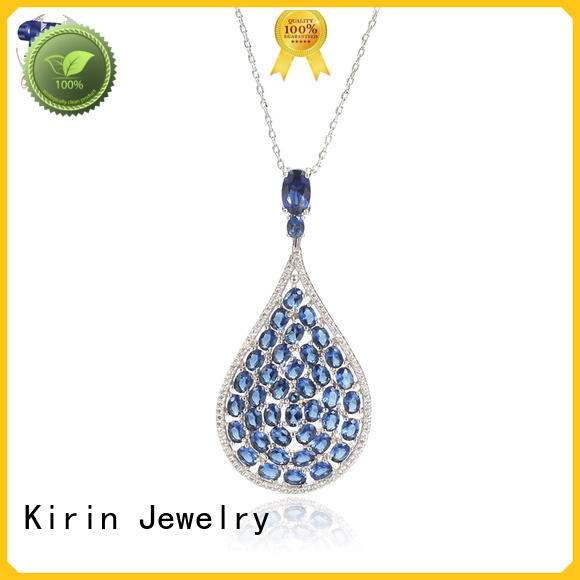 inmitation thin silver necklace chain in different color for woman Kirin Jewelry