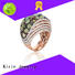 reasonable 925 sterling silver jewelry rings from China for lover Kirin Jewelry