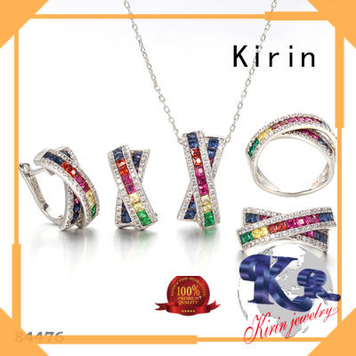 Kirin rainbow colored jewelry wholesale for lover