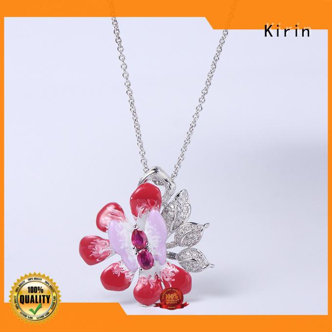 Kirin animal chain set jewellery factory for woman