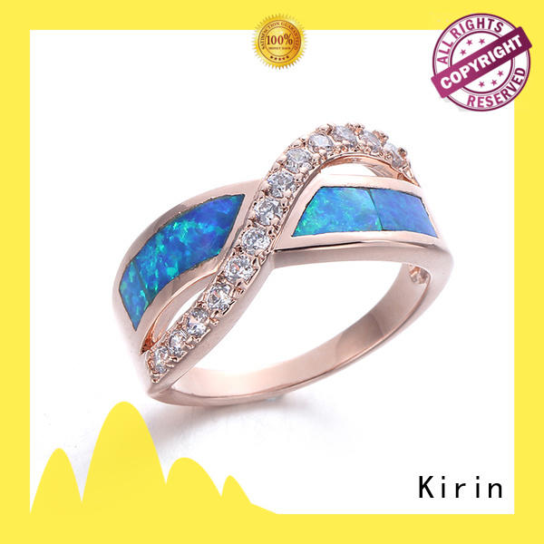 newly pretty sterling silver rings girls with good price for lover