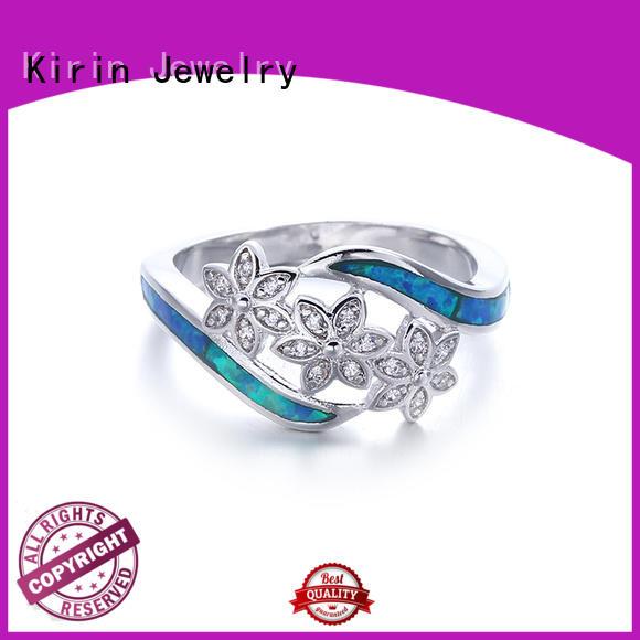 Kirin bulk genuine opal jewelry bulk production for girlfriend