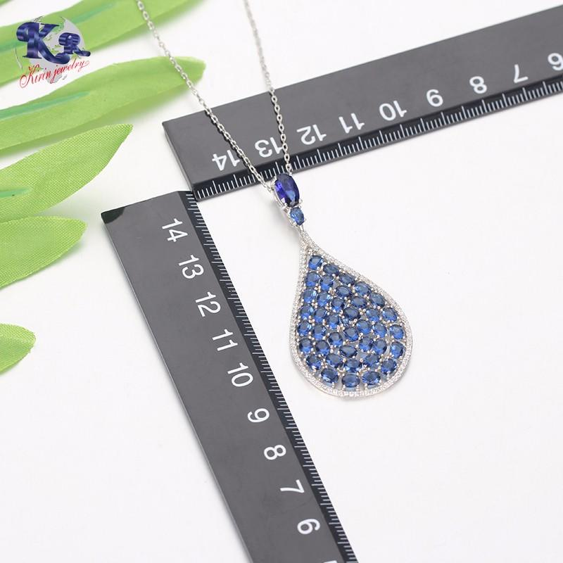 oval silver butterfly necklace inquire now for female Kirin Jewelry-2