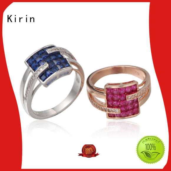 Kirin magnificent silver jewelry factory price for mate