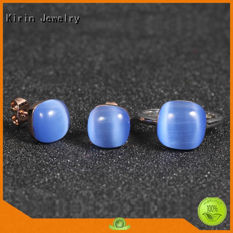 triangle shape Kirin Jewelry Brand contemporary silver jewellery