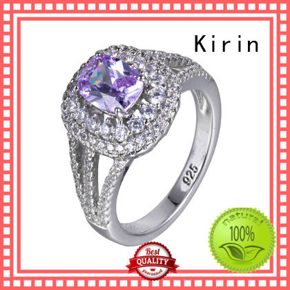 charming pure sterling silver rings setting with good price for lover