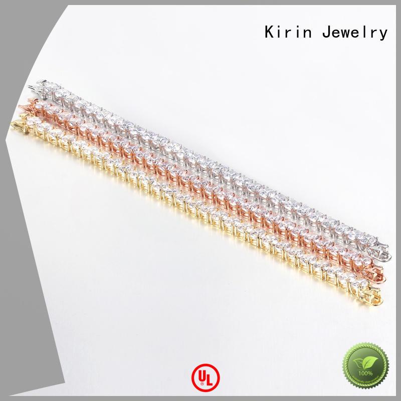 Wholesale Tennis Bracelets Pricess cut Cubic Zirconia Fashion Bracelets Jewelry 60167