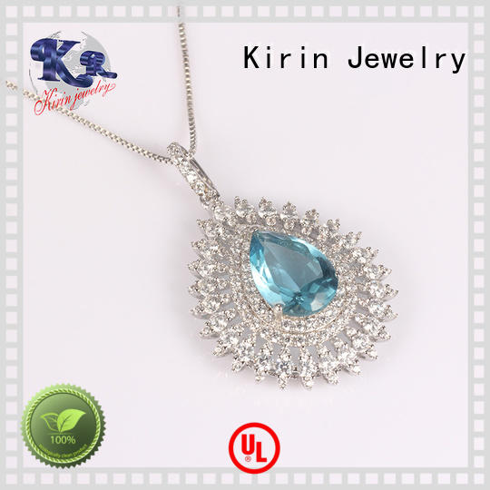 womens necklace chain silver for partner Kirin Jewelry