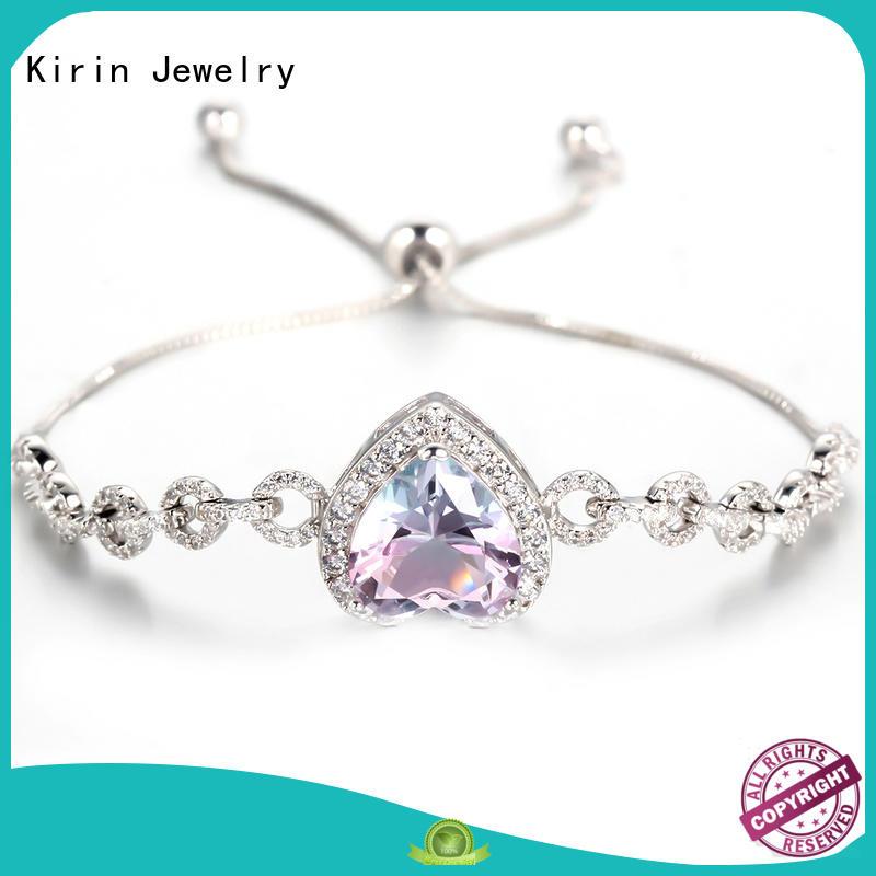 Wholesale chain 925 sterling silver bracelets Kirin Jewelry Brand