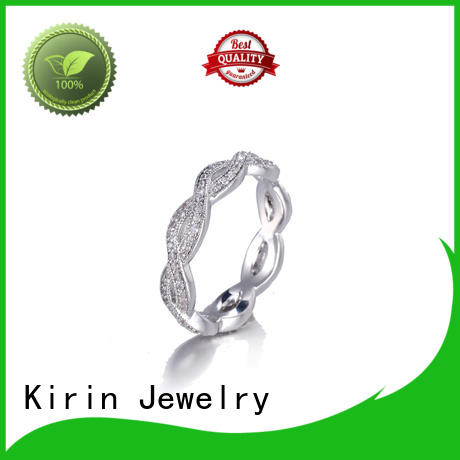 104480 silver band ring 104756 for mom Kirin Jewelry