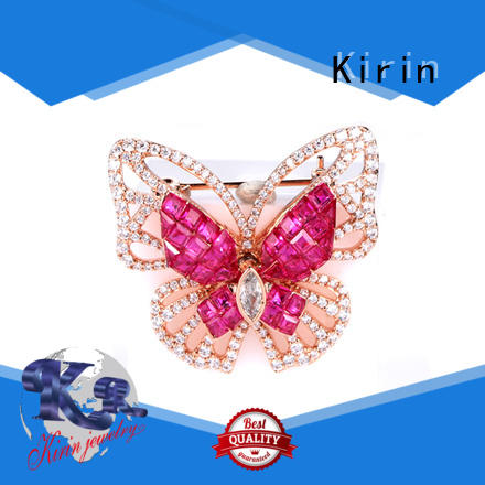 Kirin alluring sterling silver fashion jewelry company for female