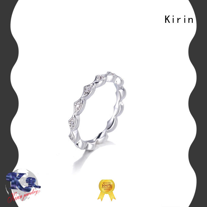 cubic wholesale 925 sterling silver jewelry China manufacturer for female Kirin