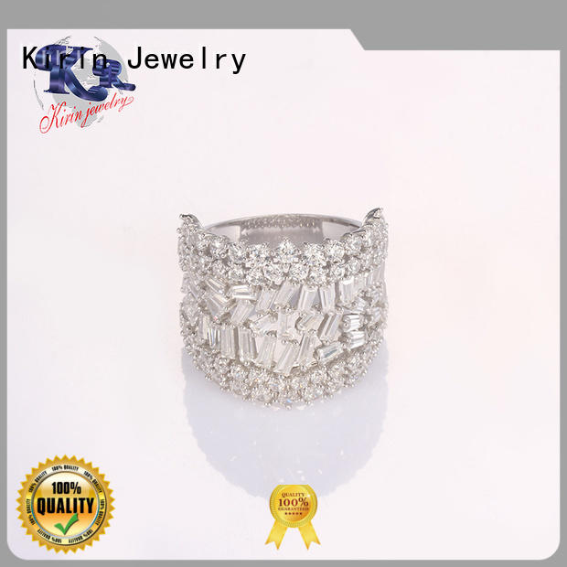 stunning simple sterling silver rings for women from China for family