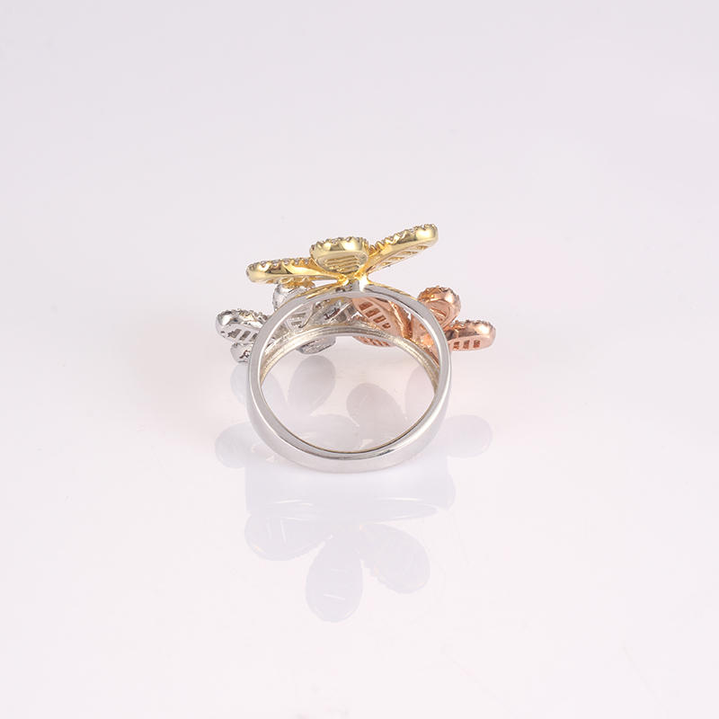 Kirin Jewelry -Pure Silver Rings Manufacture | Korean Jewelry 925 Silver Ring-1