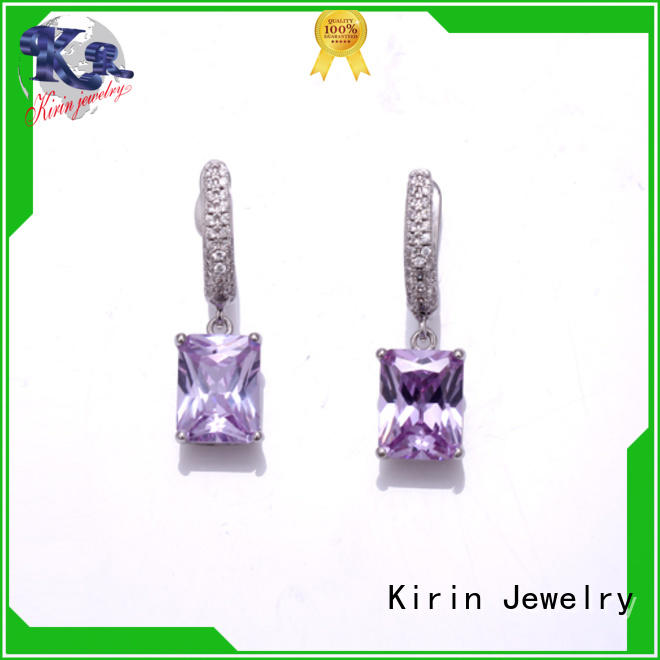 superb jewelry earrings 1pair bulk production for girlfriend