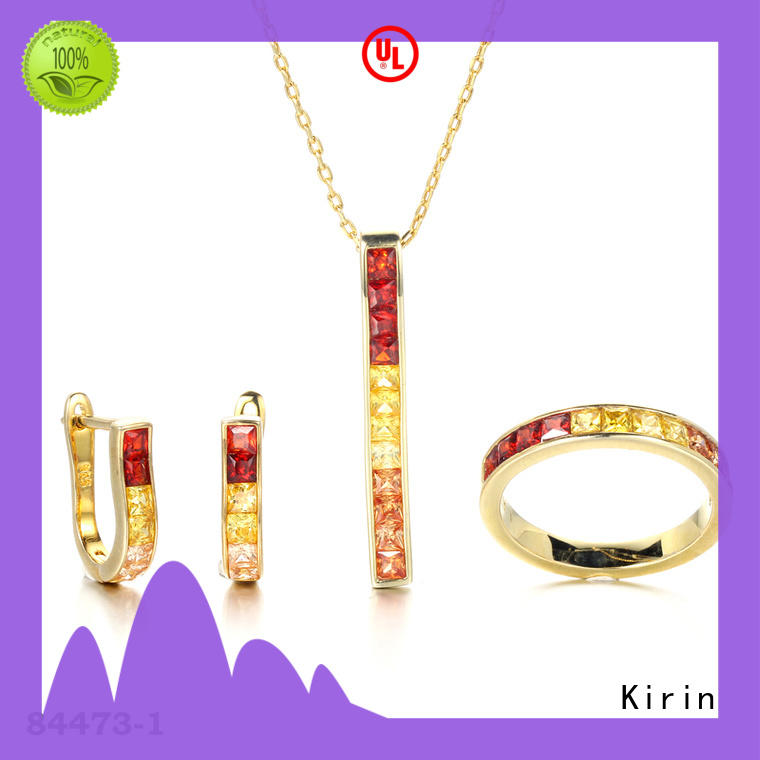 Kirin bracelet rainbow ring in different color for woman