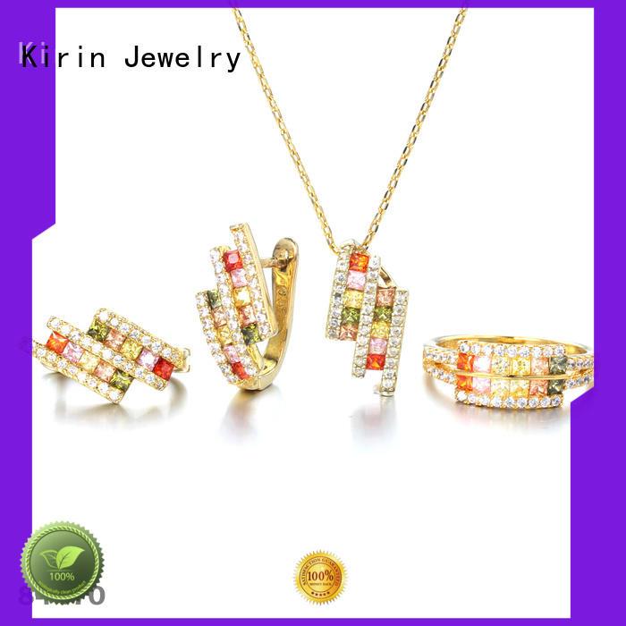 Kirin attractive rainbow sapphire jewelry inquire now for partner