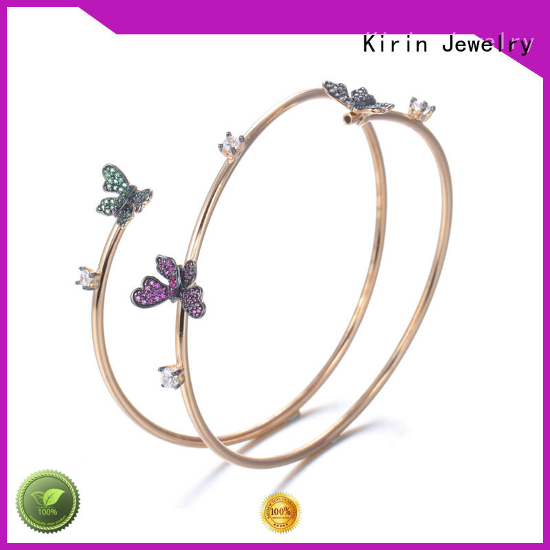 Kirin cuff sterling silver costume jewelry manufacturers for partner
