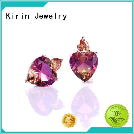 Kirin charming womens silver earrings for business for lover