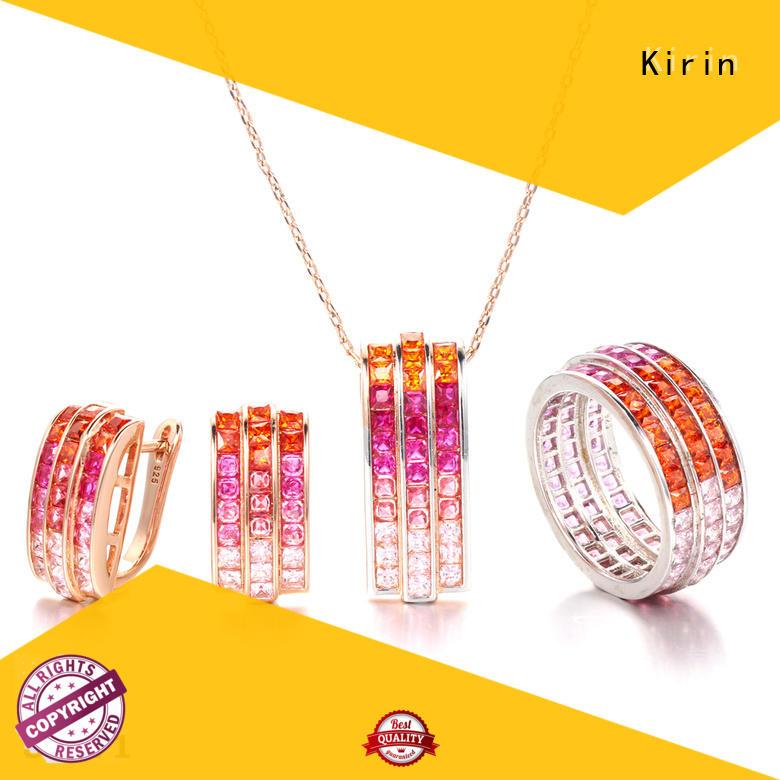 Kirin bracelet rainbow costume jewelry factory for girlfriend