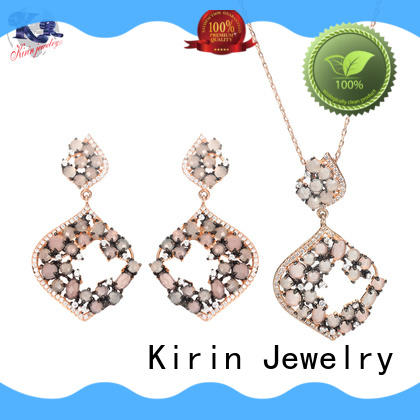 Kirin Jewelry necklace and bracelet set bulk production