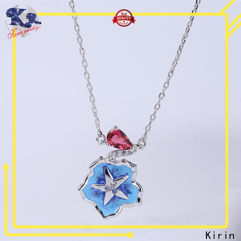 Kirin bangle necklace bracelet and ring set factory price for female