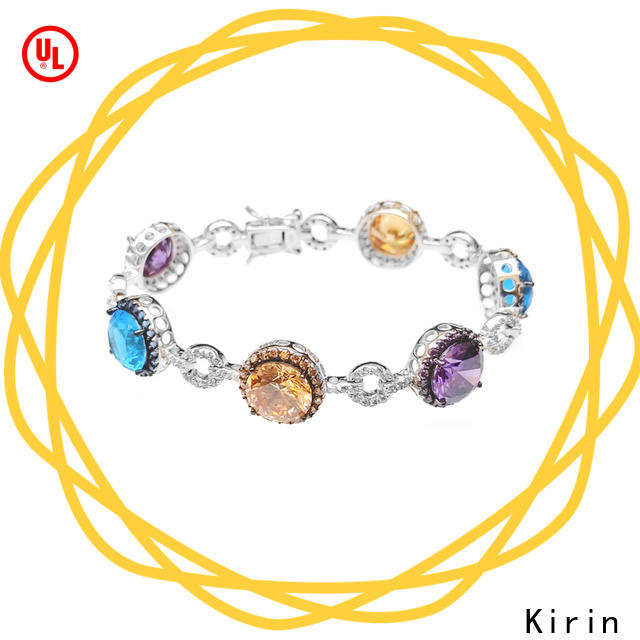 Kirin charming unique sterling silver bracelets for business for female
