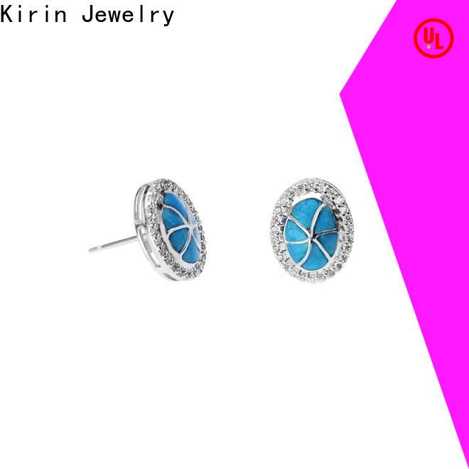 Kirin bulk cross earrings studs free design for mate